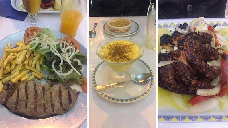 restaurant Santiago Lisbonne