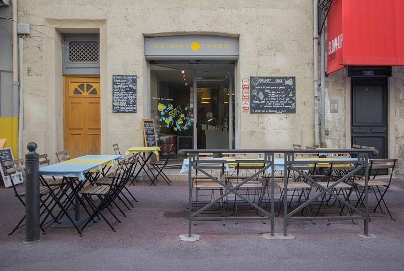 Grumpy Cakes, salon de thé à Marseille