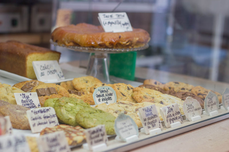 Grumpy Cakes, salon de thé, cookies à Marseille