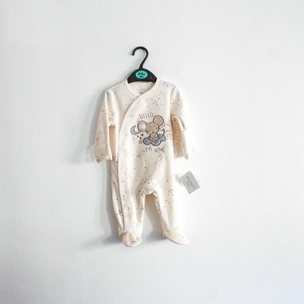 pyjama bébé primark