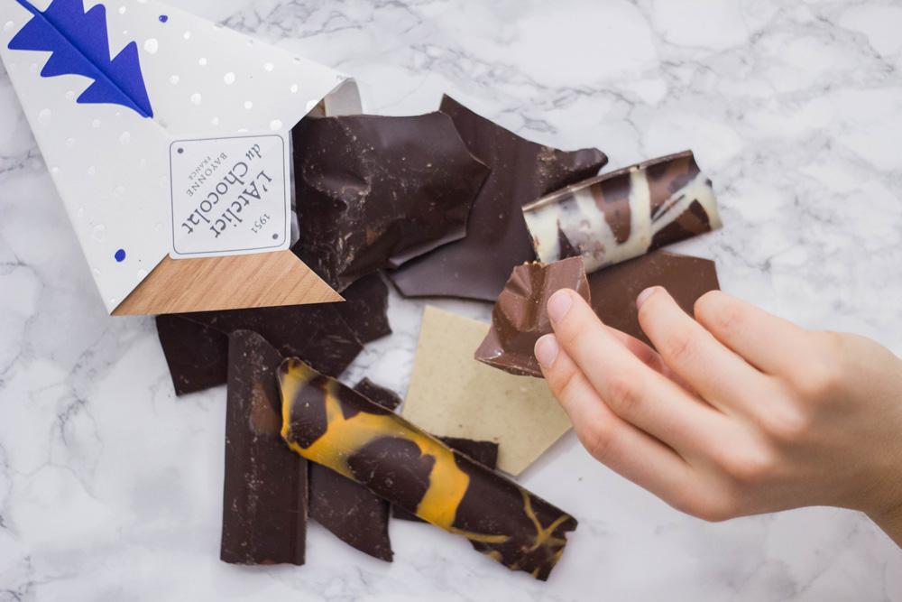 bouquet de chocolat atelier du chocolat bayonne