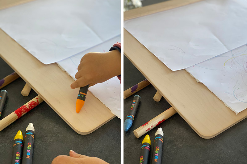 test-crayons-chevalet-wesco