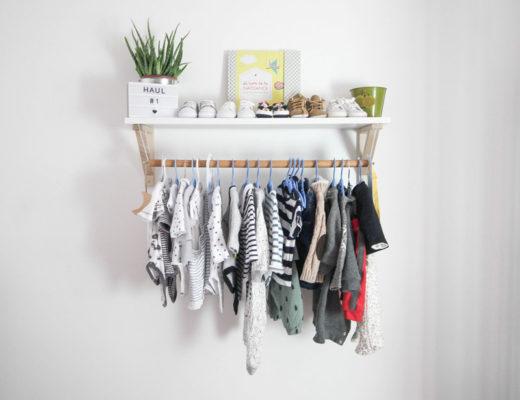 chambre bébé penderie
