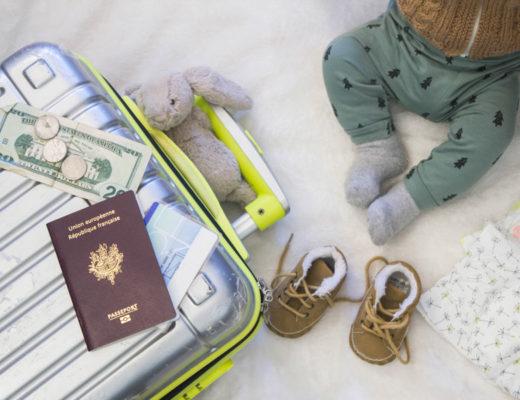 carte identité bébé pour vol