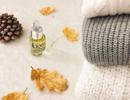 elixir de beauté immortelle savonnerie du pilon du roy